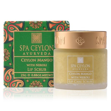 Ceylon Mango with Neroli - Lip Scrub