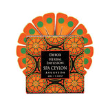 DETOX HERBAL INFUSION SPA CEYLON Natural Luxury Ayurveda