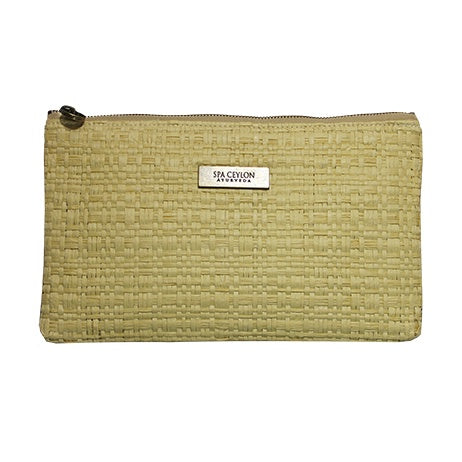 Peace - Reed Spa Pouch - SPA CEYLON Natural Luxury Ayurveda Accessories