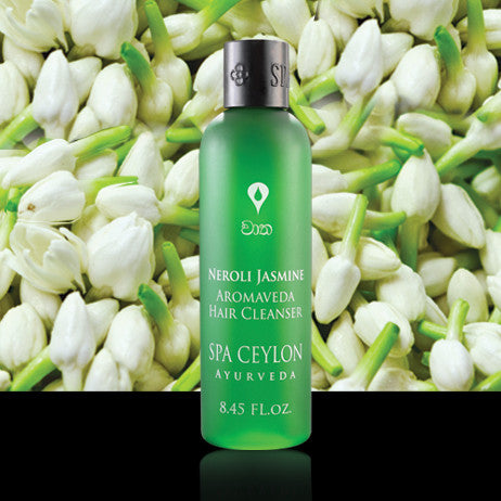Neroli Jasmine - Hair Cleanser, Hair Cleanser, SPA CEYLON AUSTRALIA
