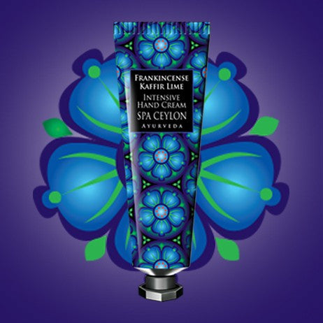Frankincense Kaffir Lime - Intensive Hand Cream, Hand Care, SPA CEYLON AUSTRALIA