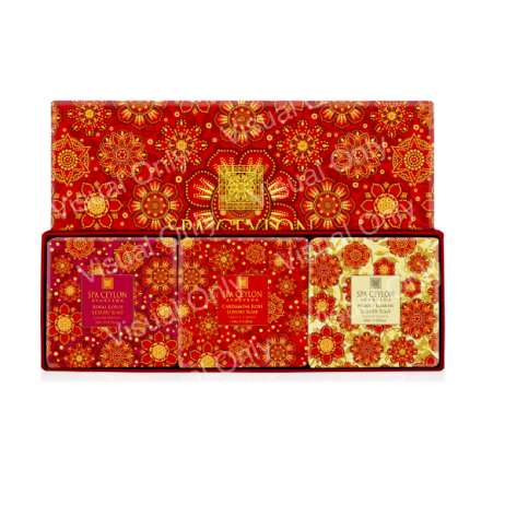 Floral Paradise - Luxury Soap Collection
