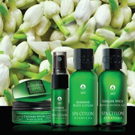 KAPHA - Bath & Body Care Discovery Set SPA CEYLON Australia Natural Luxury Ayurveda