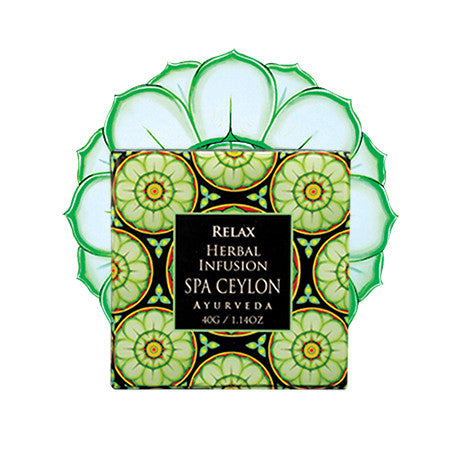 RELAX HERBAL INFUSION SPA CEYLON Natural Luxury Ayurveda