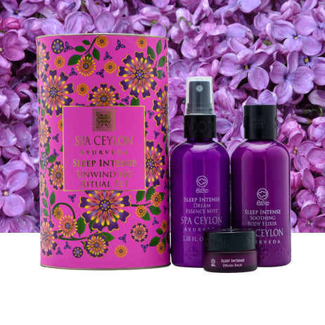Sleep Intense - Unwinding Ritual, GIFT SETS, SPA CEYLON AUSTRALIA