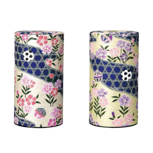 Marikomon Japanese Tea Canister