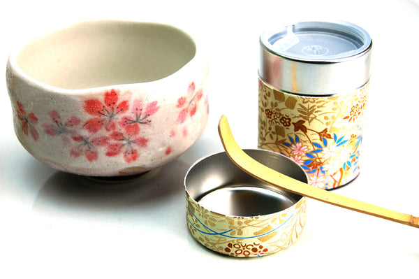 Matcha Ceremony Tea Set (Tea Set #359)