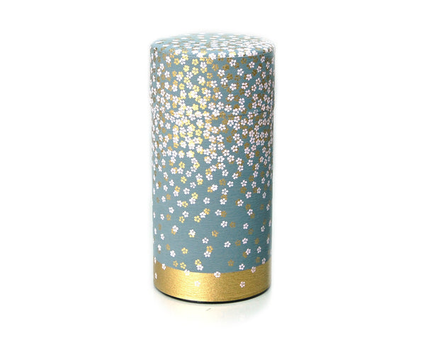 Hanazono Little Garden Tea Canister
