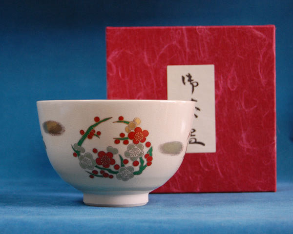 Four Gentlemen Chawan