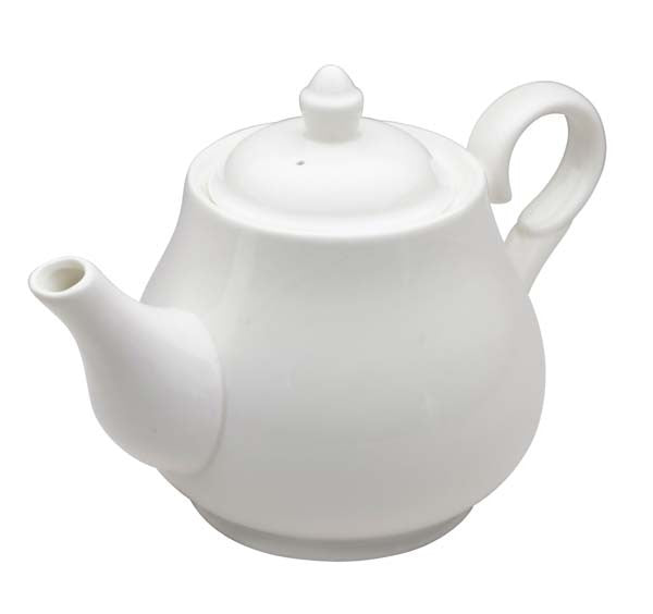 Chinese Teapot (Chinese Restaurant Porcelain)