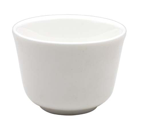 Ceramic Teacup (Traditional Restaurant Style)