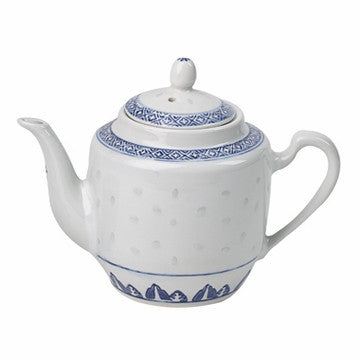 Chinese Teapot (Classical Chinese Porcelain)