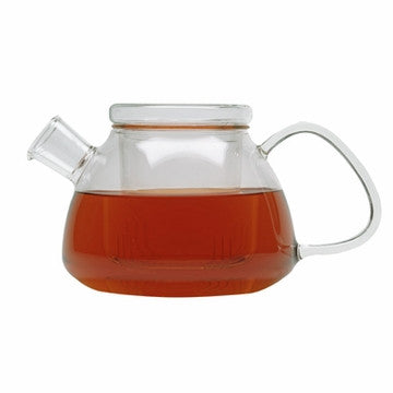 Glass Teapot (Contemporary Teapot)