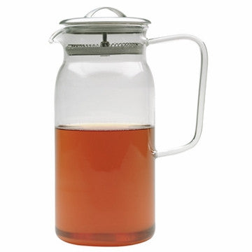 Glass Teapot (Crystal Palace Brewing Pitcher)