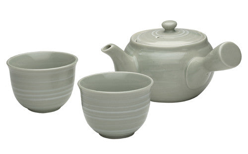 Japanese Style Tea Set (Traditional Japanese Tea Set)