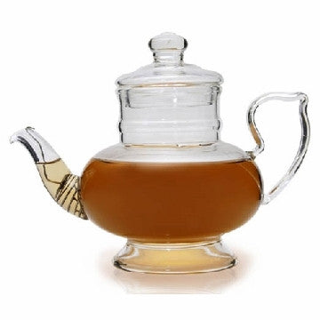Glass Teapot (Gentle Breeze)