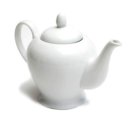 English Teapot (Helios Collection Porcelain)