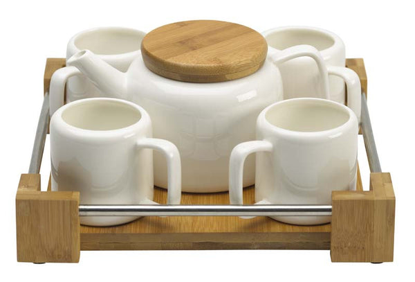 English Tea Set (Fusion New Bone Tea Set)