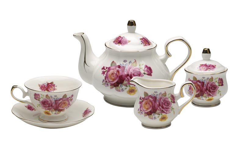 English Tea Set (Imperial Palace Fine China)