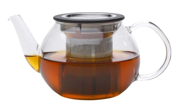 Glass Teapot (Large Traditional Teapot)