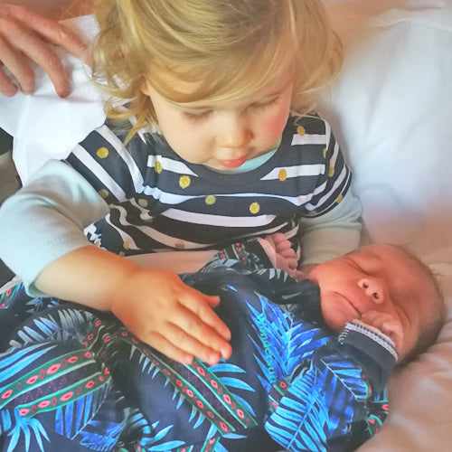 Anna shares her experience of a home birth...