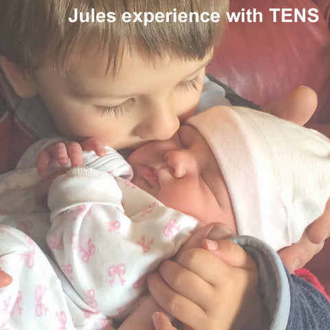 Jules experience with TENS...
