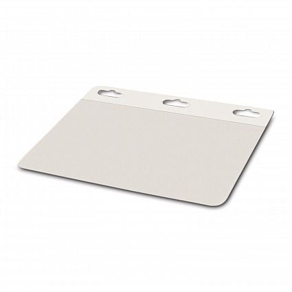 Clear Vinyl ID Card Holder