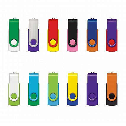 Helix Mix & Match 4GB Flash Drive