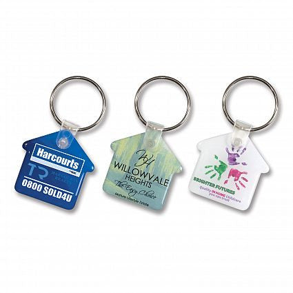 House Flexi Key Ring