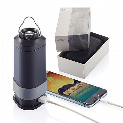 Swiss Peak Lantern Power Bank
