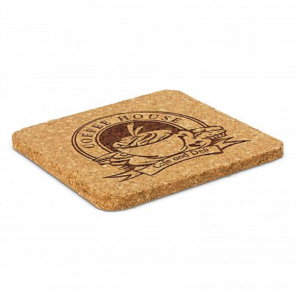 Cork Coaster - Square
