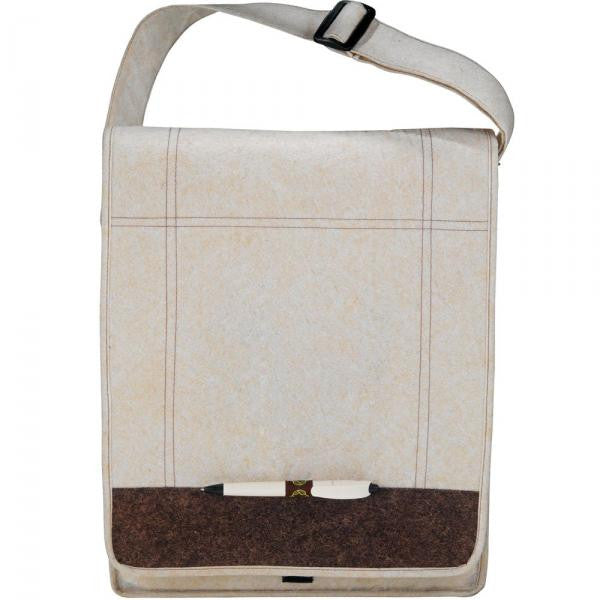 Jute Evolution Messenger Bag