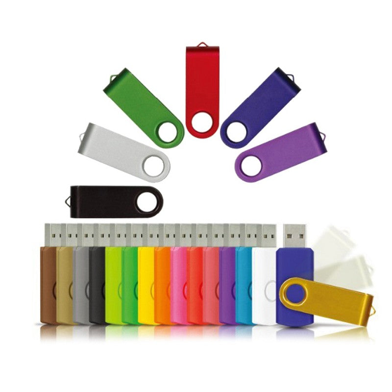 Mix and Match Flash Drives