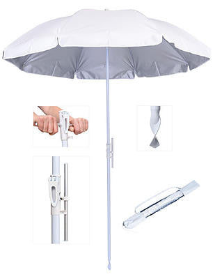 Twist In Beach Umbrella