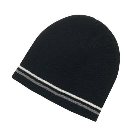 Double Strip Beanie