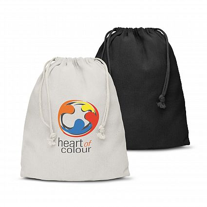 Cotton Gift Bag - Medium