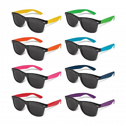 Malibu Sunglasses - Black Frames