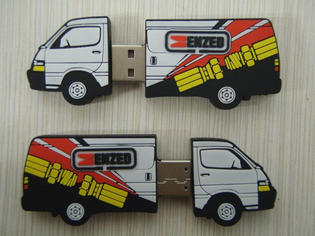 Customised PVC Flash Drives