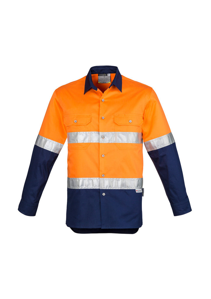 Men's Hi Vis Industrial Shirt
