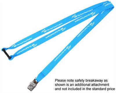Printed Bootlace Lanyards