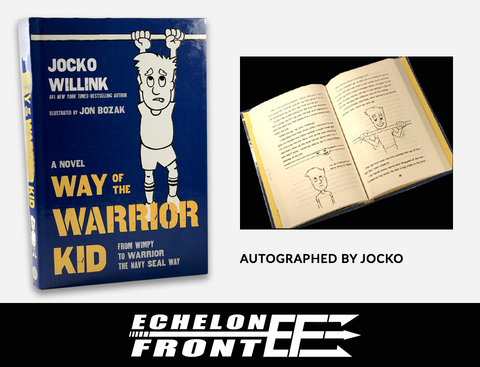 Warrior Kid 1 - Autographed