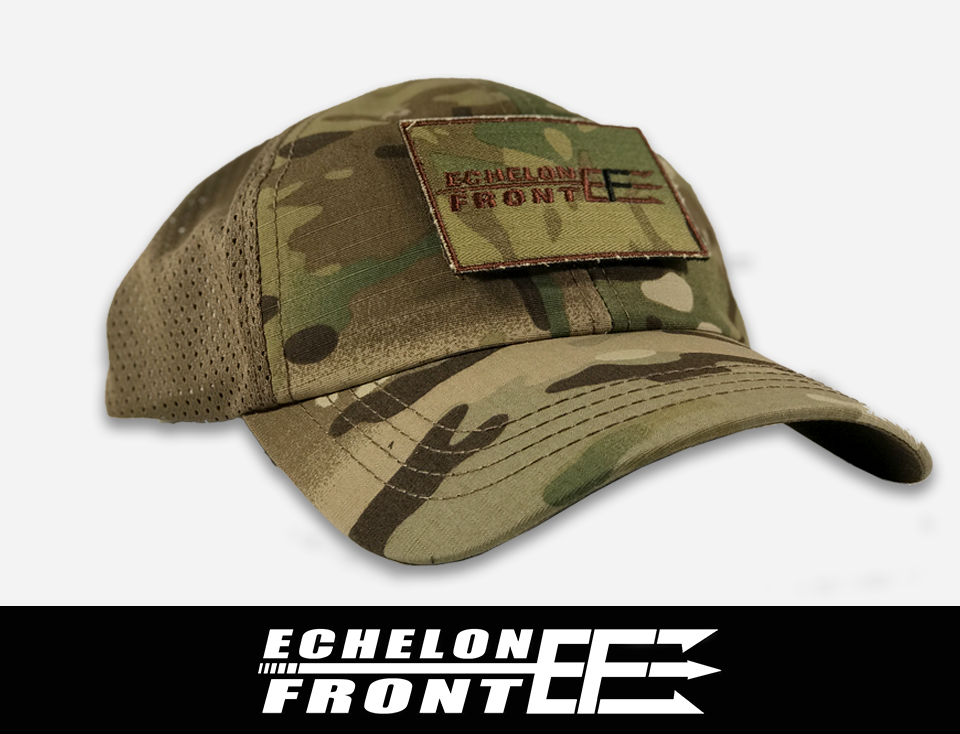 Condor Mesh Hat (Tan) and Patch - ECHELON FRONT – Echelon Front 5846952638d
