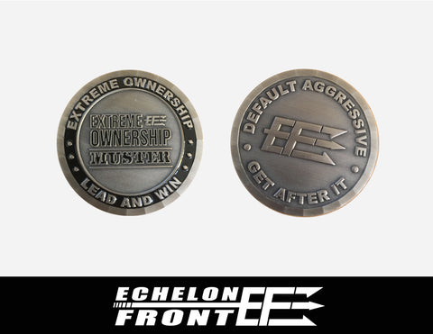 Challenge Coin - MUSTER