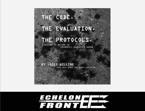 Autographed Book - The Code. The Evaluation. The Protocols