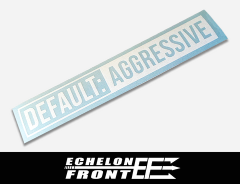 Decal - Default Aggressive