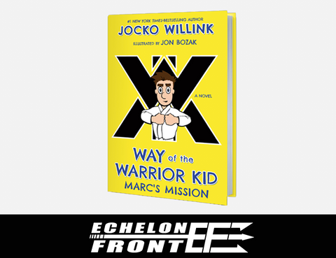 Autographed Book - Warrior Kid II: Marc's Mission