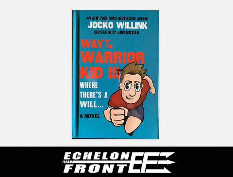 Way of the Warrior Kid IIl - Autographed Book