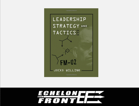 Autographed Book - Leadership Strategy and Tactics - Hard Cover