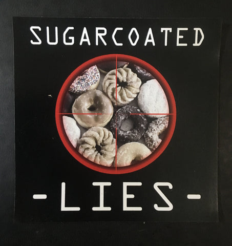 Magnet - Sugar Coated Lies