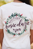Limited Edition Christmas Tee - Wreath Logo
